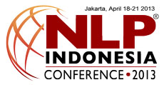 NLP Indonesia Conference | Pusat perhelatan NLP di Indonesia